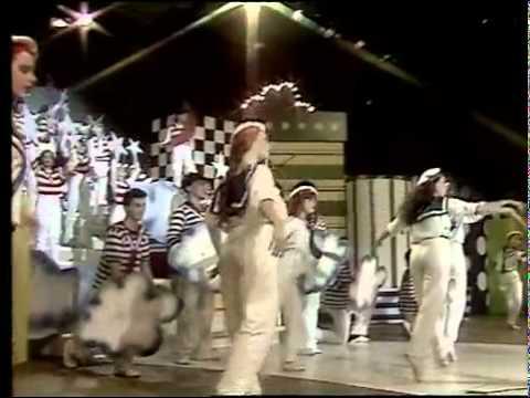 חיים משה - לאהוב כמו גדול (פסטיבל שירי ילדים , 1984)