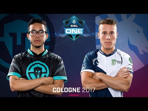 CS:GO - Immortals vs. Liquid [Train] - Swiss Round 2 - ESL One Cologne 2017