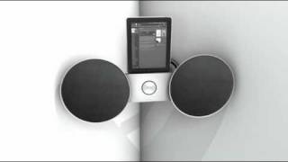 BeoSound 8 - Corner Wall Mount