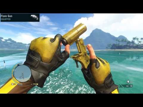 Far Cry 3 - All Weapons Shown