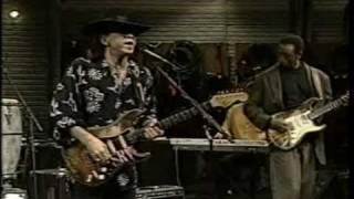 Stevie Ray Vaughan Crossfire 1 24 89