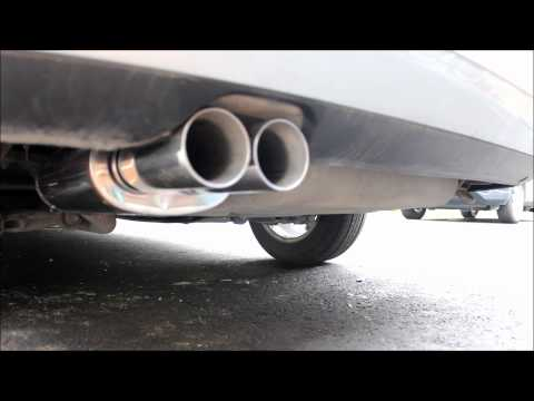 Magnaflow 14815 on Audi A6 2.8 12v