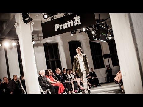2012 Pratt Institute Fashion Show—Full Show