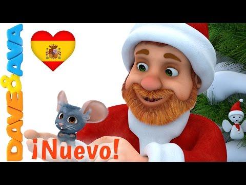 🎄 Canciones Infantiles de Dave y Ava   Canciones de Navidad para Niños   Dulce Navidad 🎄