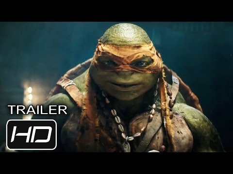 TORTUGAS NINJA - Trailer #2 - Español Latino - HD