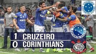 Cruzeiro 1 x 0 Corinthians   Melhores Momentos   Brasileirão 2018