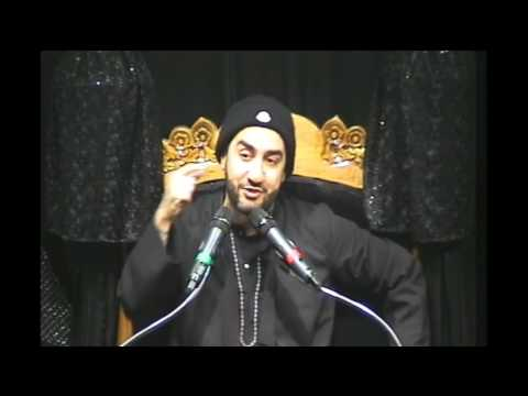 No Compulsion In Religion - Dr Sayed Ammar Nakshawani - Muharram 4th Night 1438 / 2016