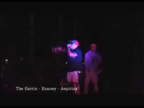 Enaney - Aspirina - The Garrix (#LaColmenaRecords) En Vivo