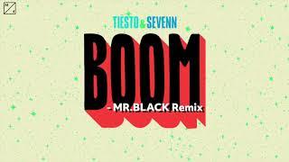 download musica Tiësto & Sevenn - BOOM MRBLACK Re