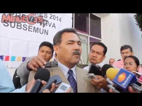 Entrevista a Jorge Morales Barud, Alcalde de Cuernavaca