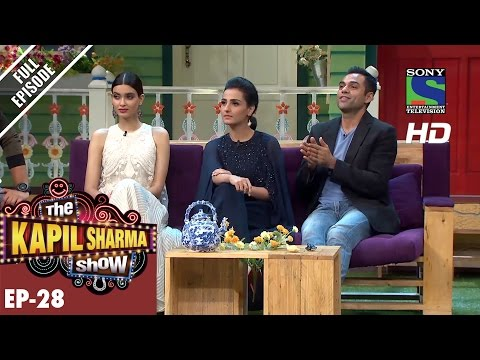 The Kapil Sharma Show - दी कपिल शर्मा शो–Episode 28- Star Cast of Happy Bhag Jayegi - 24th July 2016