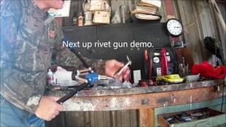 Harbor Freight Heavy Duty Rivet Gun