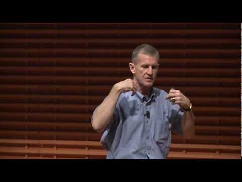 Stanley McChrystal: Leadership is a Choice