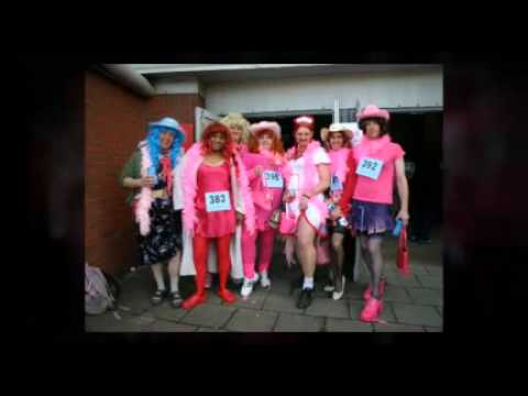 Fancy Dress Drag Walk 2012