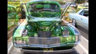 Classic Car Show @ Original Parts Group 2015