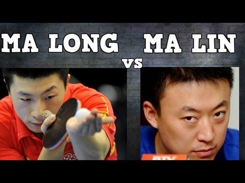 MA LONG vs MA LIN (French 2006/Final/Table tennis/ Tennis de table/Tischtennis/탁구/卓球)