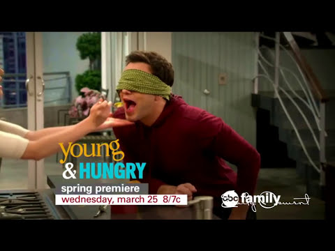 Emily Osment YOUNG & HUNGRY Season 2 OFFICIAL TRAILER 2015