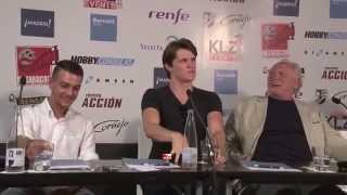 James Cosmo , Eugene Simon and Josef Altin from Game of Thro...