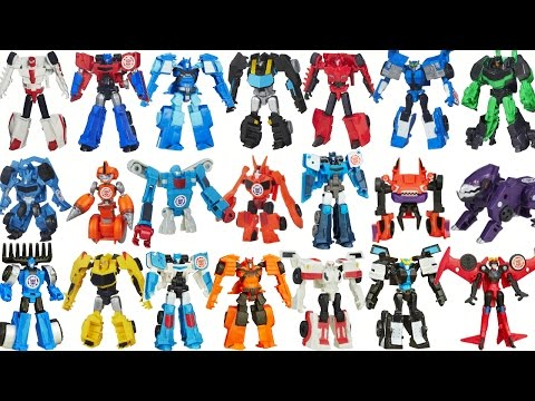 21 NEW TRANSFORMERS ROBOTS IN DISGUISE LEGION CLASS OPTIMUS BUMBLEBEE DRIFT SIDESWIPE WINDBLADE