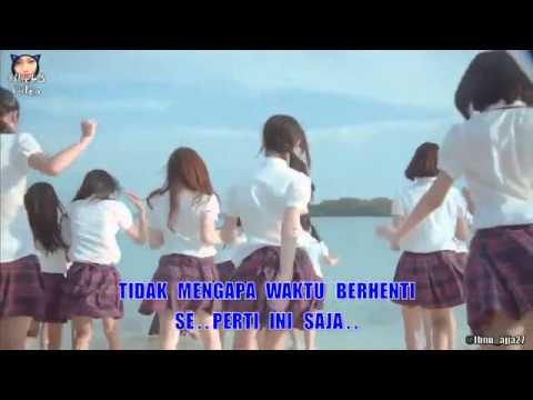Lirik JKT48   Kinou Yori Motto Suki Dibanding Kemarin Semakin Suka