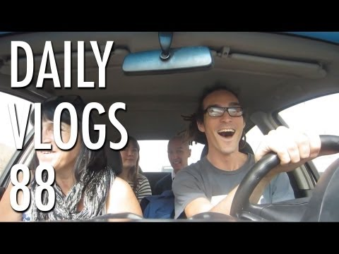 Egyptian death drive | Louis Cole Daily Vlogs 88