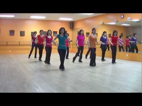 Kiss The Stars - Line Dance (Dance & Teach in English & 中文)