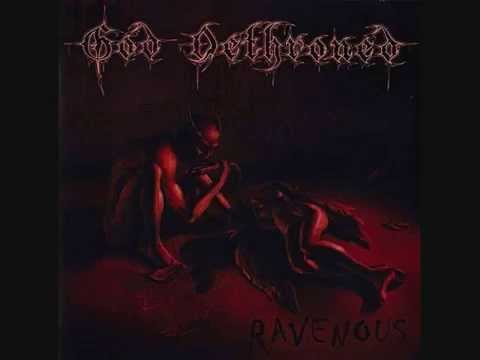 God Dethroned - Consumed By Darkness (Macabre End Cover)