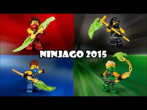 Lloyd nain - Ninjago nouvelle saison ...