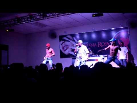 MC K9, MC LÉO DA BAIXADA, MC KAUAN - ( MEDLEY 2013 ESPAÇO MORENA ROSA )