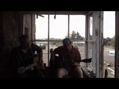 jamming with Neil Trammel from the Doodlin Hogwallops, Alpine, TX