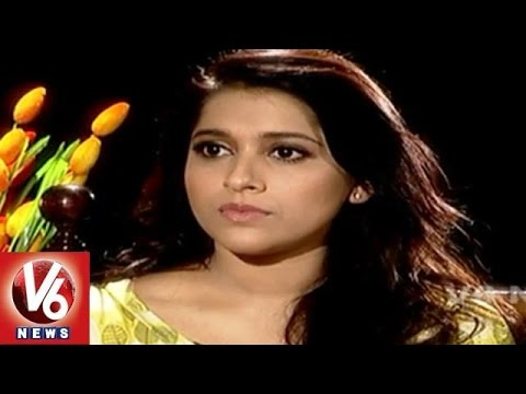 Rashmi Gautam Exclusive Interview With Savitri | Guntur Talkies | Madila Maata | V6 News