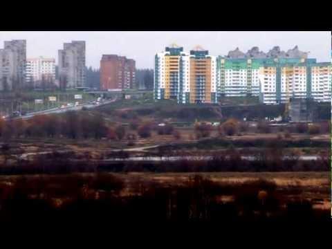 Массовая авария на мосту в Могилеве [2 видео, фото]
