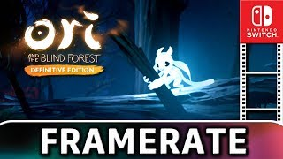 Ori and the Blind Forest: Definitive Edition | Docked VS Handheld | Frame Rate TEST on Switch