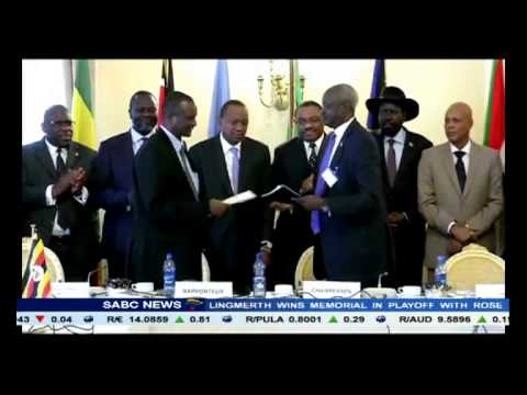 S Sudan peace talks held in Addis Ababa are to resume this week