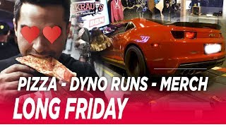 BBM Long Friday | Pizza, Merch & Dynoruns by BBM Motorsport