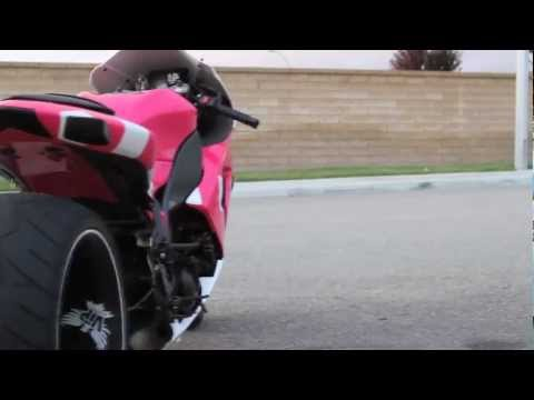 T-mobile Bike From The Commercial/ ZX10 with 360 kits dolly test with Canon 7d