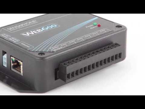 Sensaphone Web600