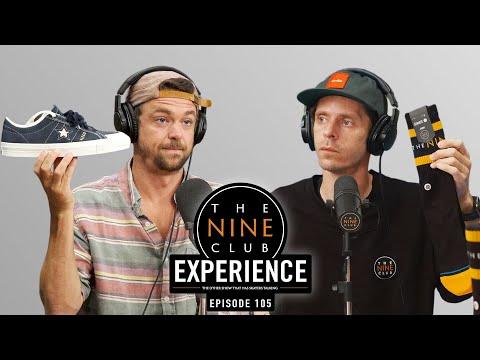 Nine Club EXPERIENCE #105 - Madars Apse, Jacopo Carozzi, Santa Cruz, Stance x Nine Club