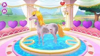 Tắm Và Chọn Trang Phục Cho Ngựa - Game Vui Cho Bé