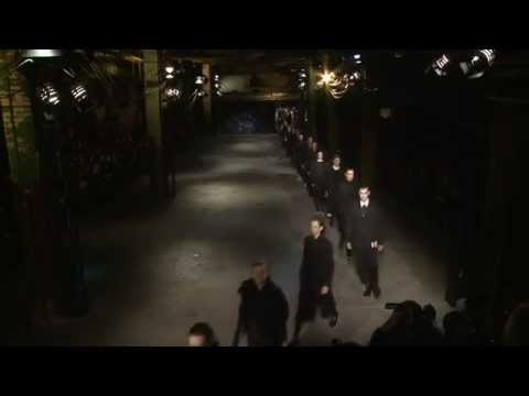 Y-3 Men s and Women s Fall/Winter 2013 2014 Full Fashion Show.