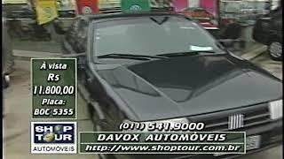 DAVOX AUTOMÓVEIS JANE GALEBE 11 09 1998
