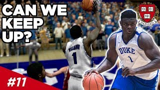 Facing Zion Williamson and Duke!  - Harvard | College Hoops 2k  - Ep 11
