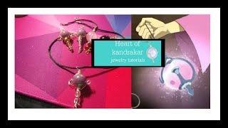 Heart of Kandrakar jewelry tutorial