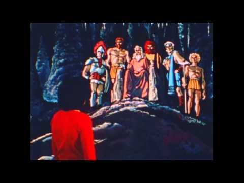 Shazam Intro TV Show 1974