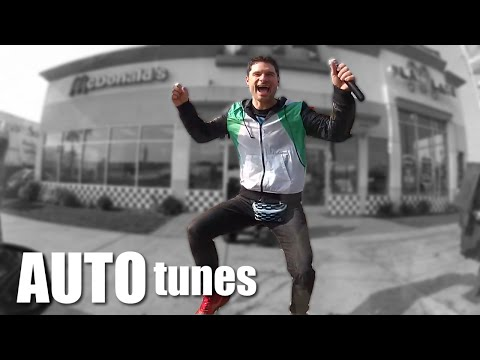 Happy by Pharrell Cover (Auto Tunes w/ Flula)