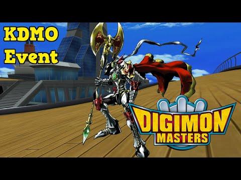 MedievalGallantmon ist auf KDMO erschienen!