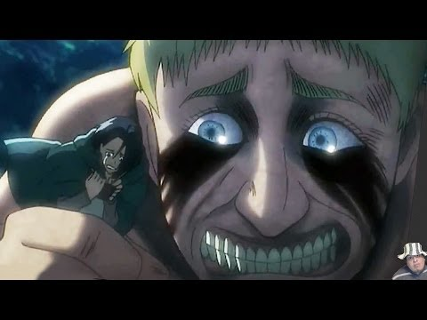Attack on Titan Ilses Journal Ova 1 進撃の巨人 イルゼの手帳 Anime Reaction Review Ymir Shingeki No Kyojin