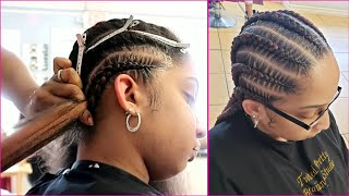ONE PRODUCT = PERFECT FEEDIN BRAIDS!