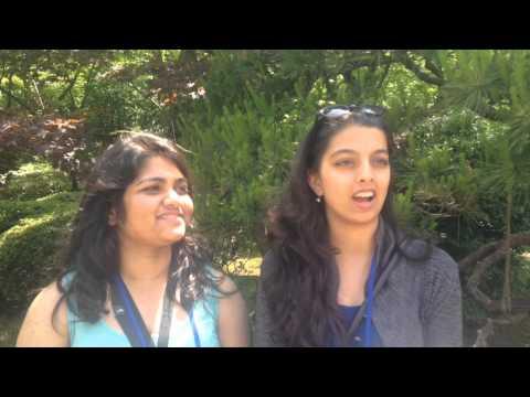 Columbia University students visit Waseda