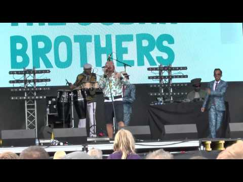 Cuban Brothers Beyonce The Cuban Brothers at The Big